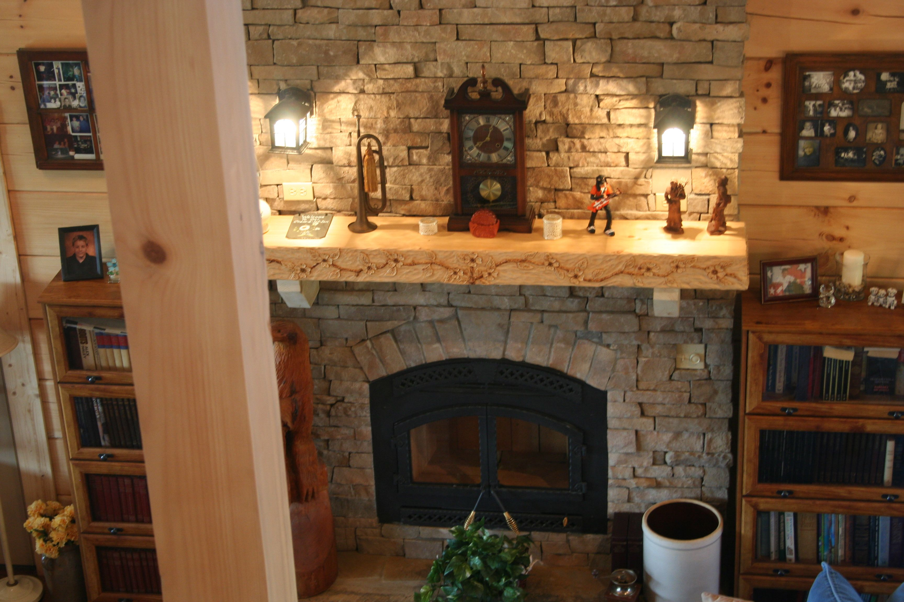 ideas for the fireplace downstairs - Fireplace Styles And Design Ideas