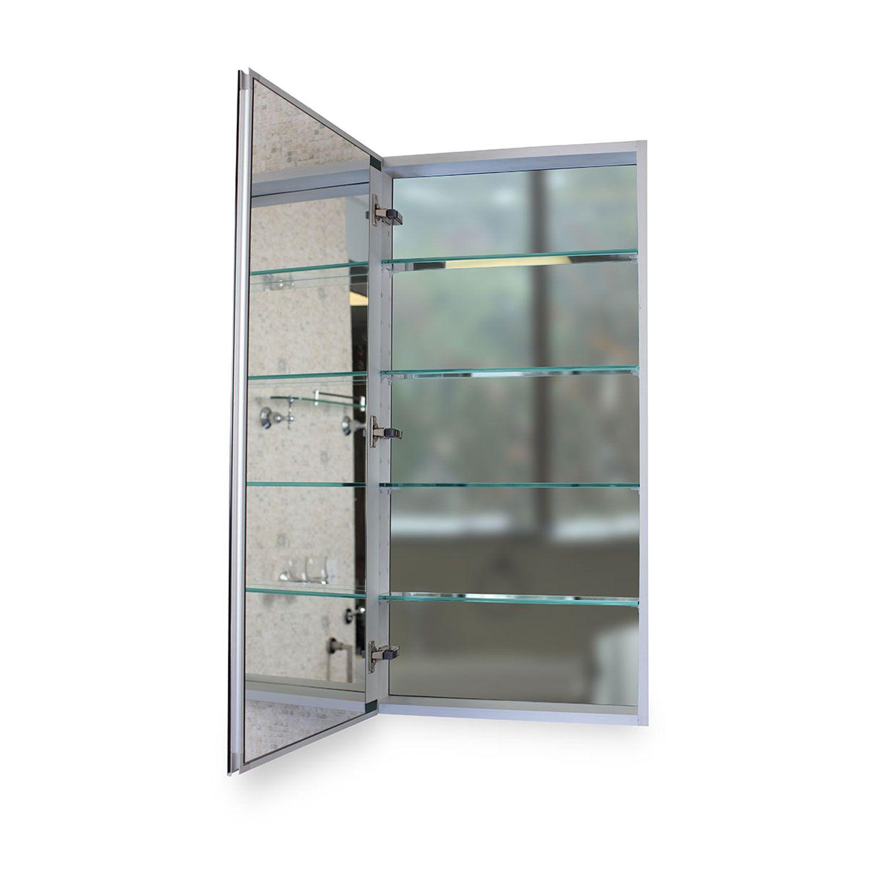 Flawless Bath Medicine Cabinet 20 X 36