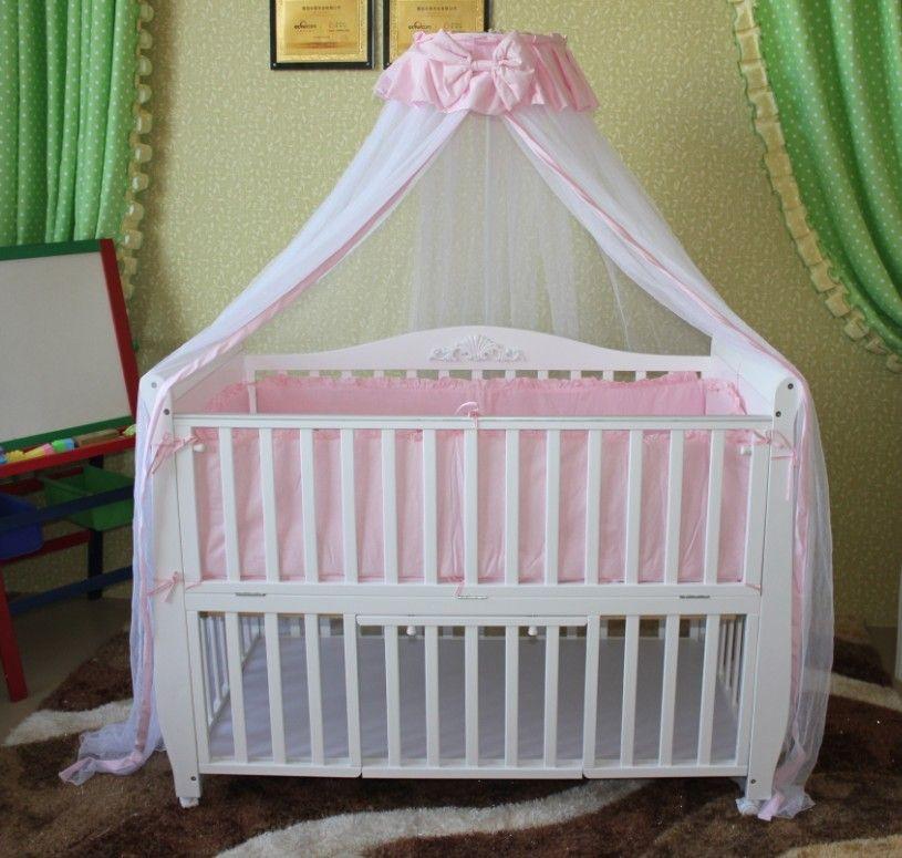 Lit princesse b b luxe recherche google chambre de princesse pinterest new baby for Lit bebe luxe