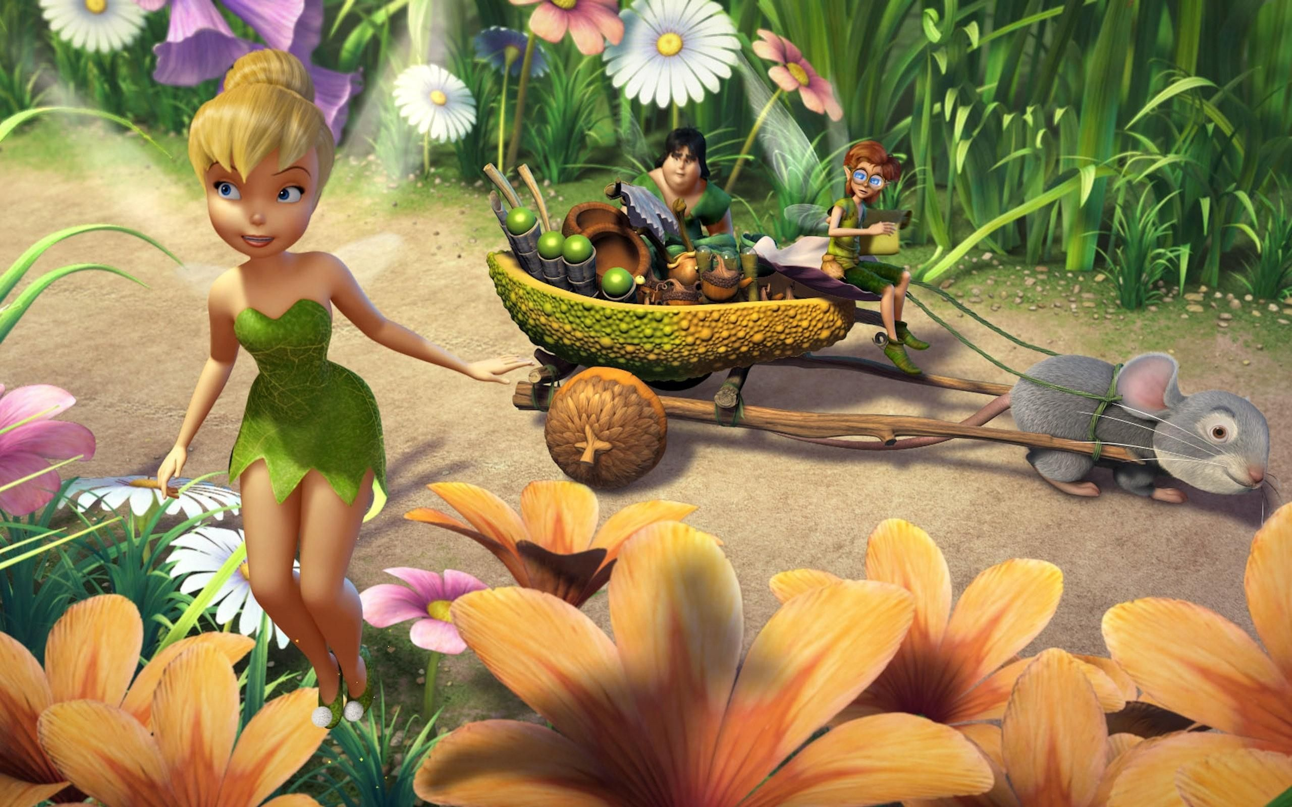 Download Free Tinkerbell Wallpapers For Your Mobile Phone Most