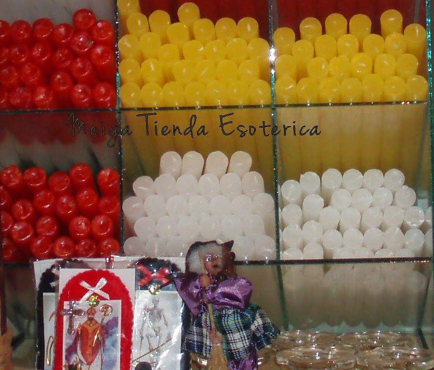 Meiga tienda esotérica