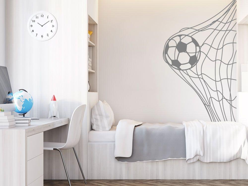 Wandtattoo Tor | Pinterest | Wandtattoo, Fußball und Kinderzimmer