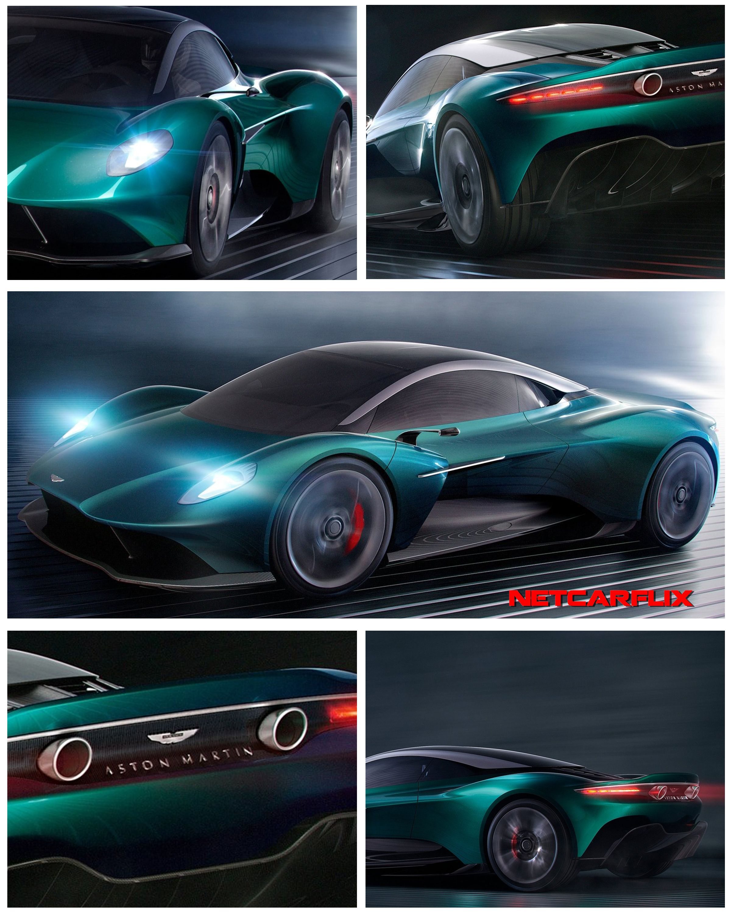 2019 Aston Martin Vanquish Vision Concept Hq Pictures Specs Information And Videos Dailyrevs Aston Martin Vanquish Aston Martin Vanquish