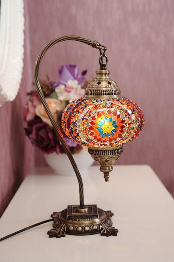 Table Lamps For Bedroom Handmade