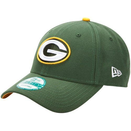 a1c76415 NFL Green Bay Packers First Down 940 Cap By New Era, Green, One Size ...