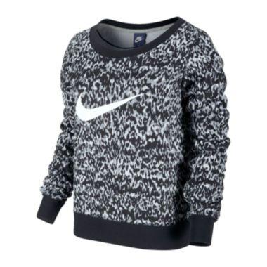 656b776a7 Nike® Club Crew AOP found at @JCPenney $55 so cute! | Werk it | Nike ...