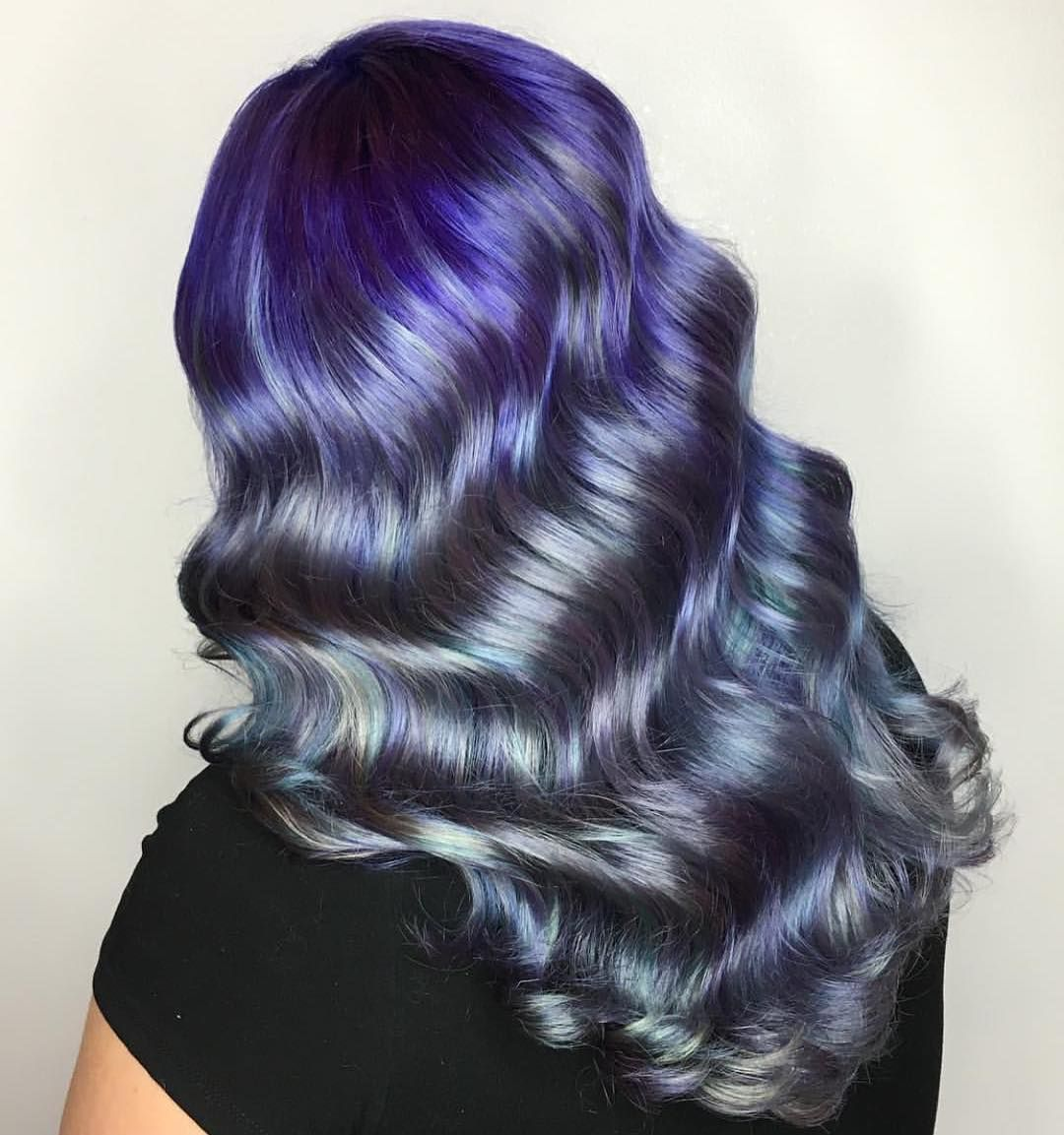 Cool  Cool Ideas for Purple Hair Make it Sexy and Vibrant Check