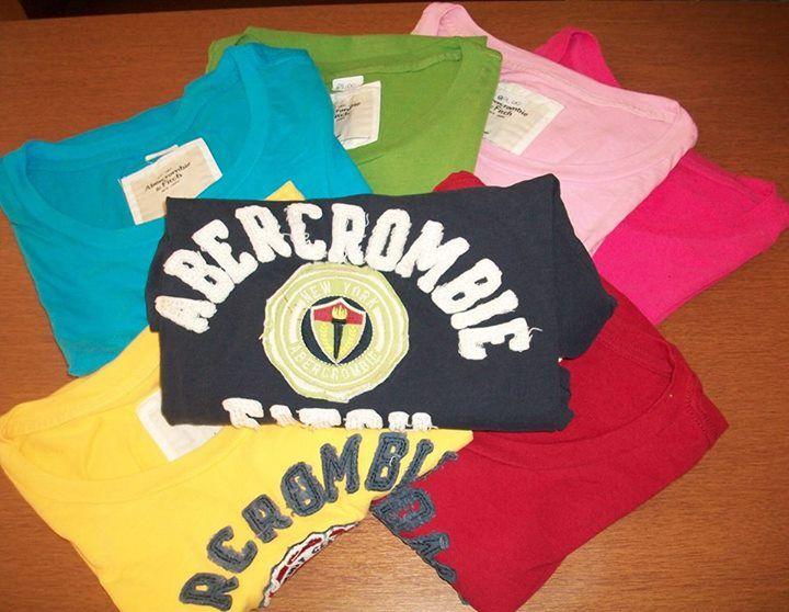 Camisetas!  Venha conferir: Multibrands Outlet Av São João #644 Shopping Esplanada - loja 23 São José dos Campos SP Telefone: 12 39133251