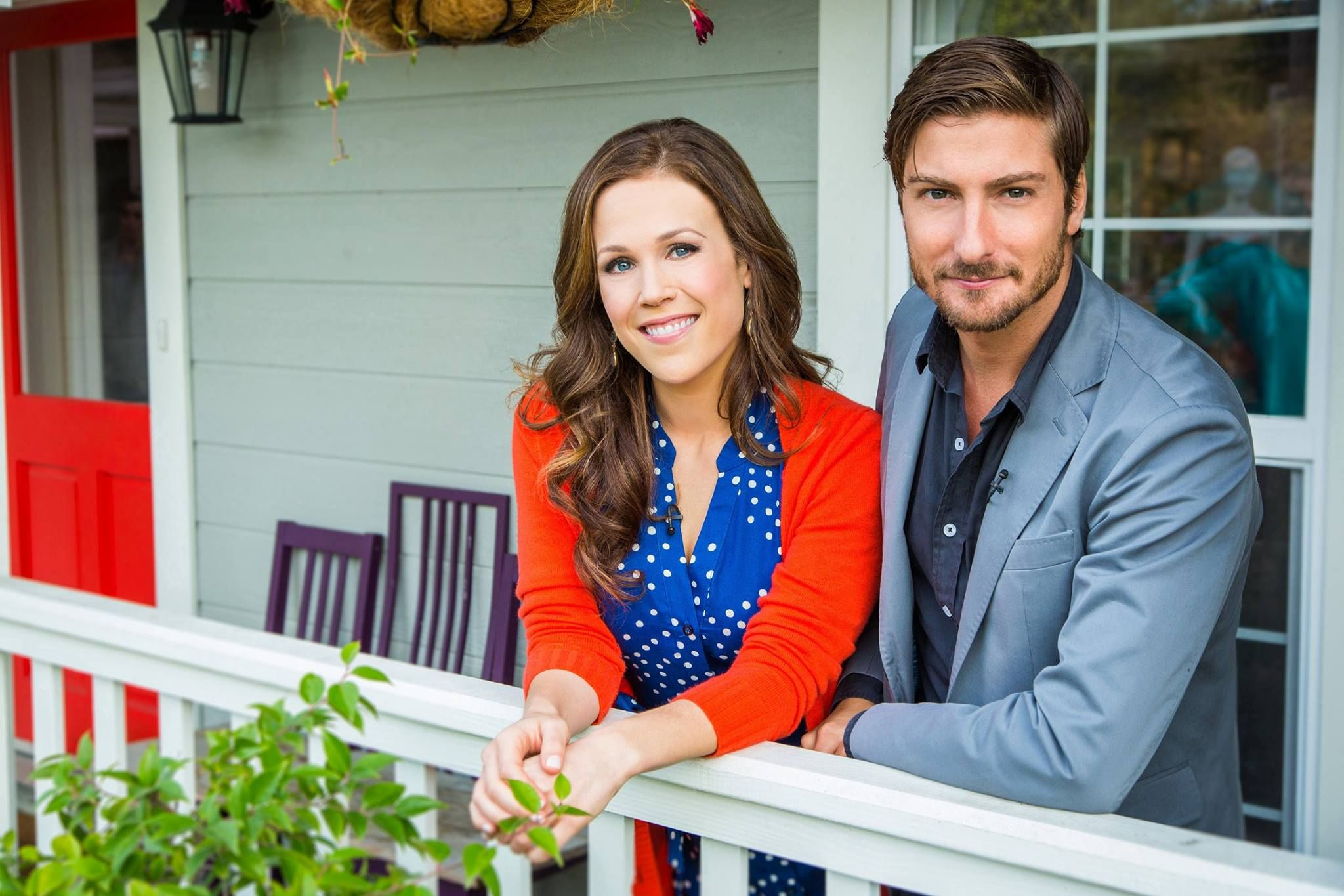 Man Cave Kristan Green : Cute video clip of daniel lissing & erin krakow from when calls the