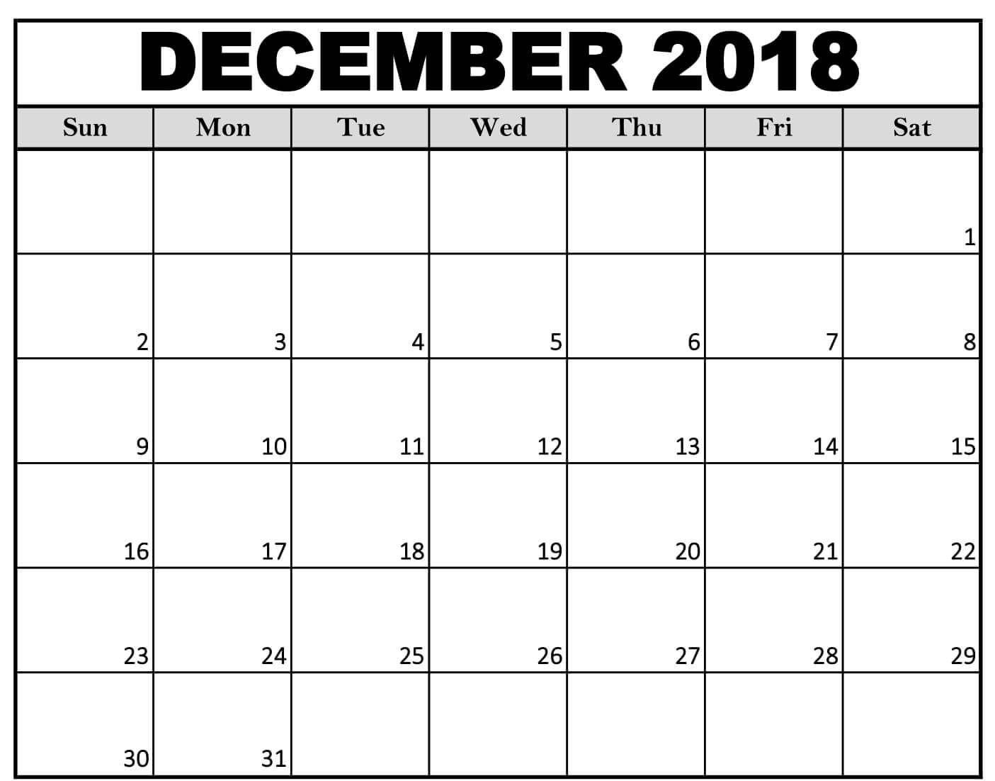 december 2018 calendar landscape december2018calendar december2018 calendars