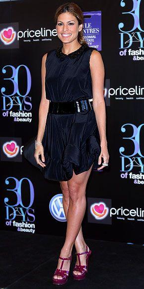 Eva Mendes xiii annuale di Young Hollywood Awards presentato da Bing presso il Club Nokia - Gli