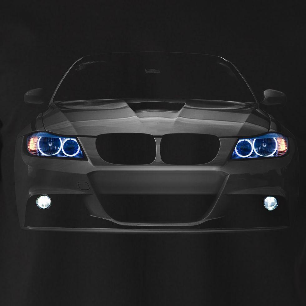 Bmw 1 series f20 angel eyes-2073