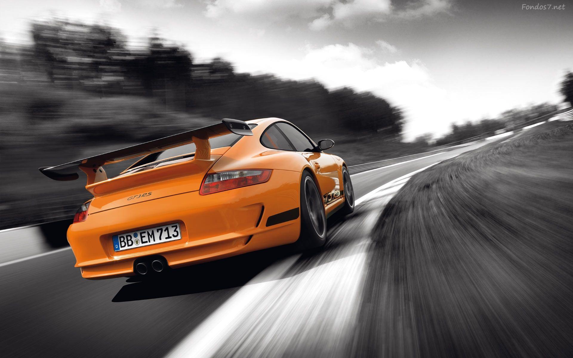 Resultado De Imagen Para Wallpaper De Autos Porsche Porsche Gt3 Porsche Gt
