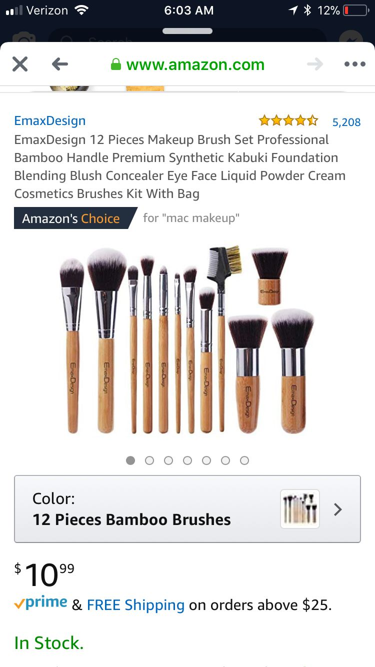 Pin by Heather Howell on Gifty! It cosmetics brushes