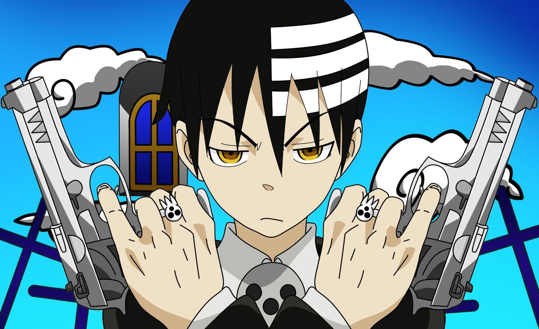 Soul Eater// Death the Kid Soul Eater (Anime//Manga