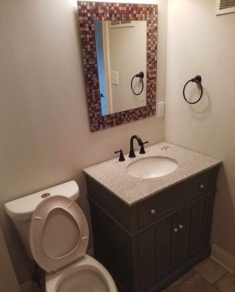 Remodel Stl Does Not Only Have The Qualified Experts But Also Has Access To The Latest Colors And Styles For Fi Vanity Framed Bathroom Mirror Bathrooms Remodel