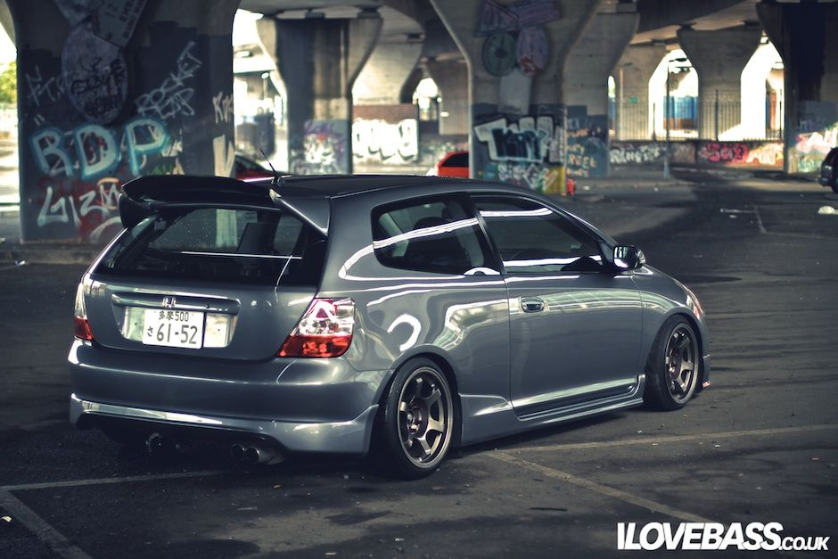Ep3 Wwwooo すごい Honda Honda Civic Honda Civic Type R