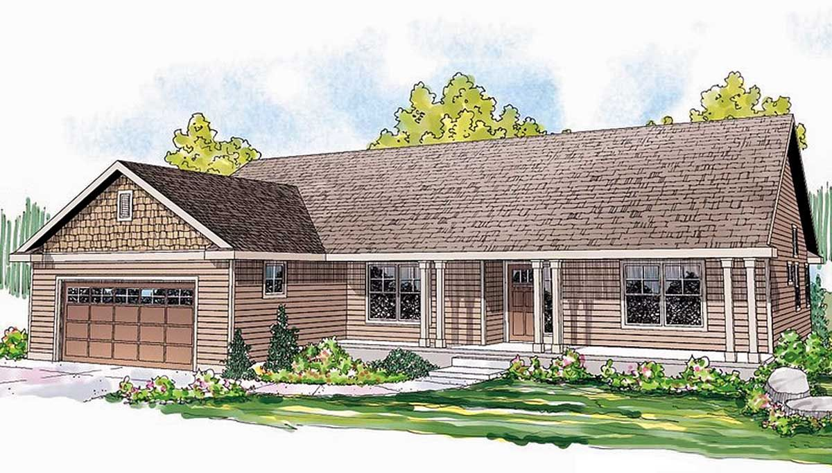 Plan 72676da Classic Ranch Home Plan In 2020 Ranch Style Homes Ranch Style House Plans Ranch House Plans