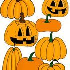 Here are some hand-drawn pumpkin clip art images to use in your Halloween lessons and products! 8 color images, and 3 line art drawings. Feel fre...