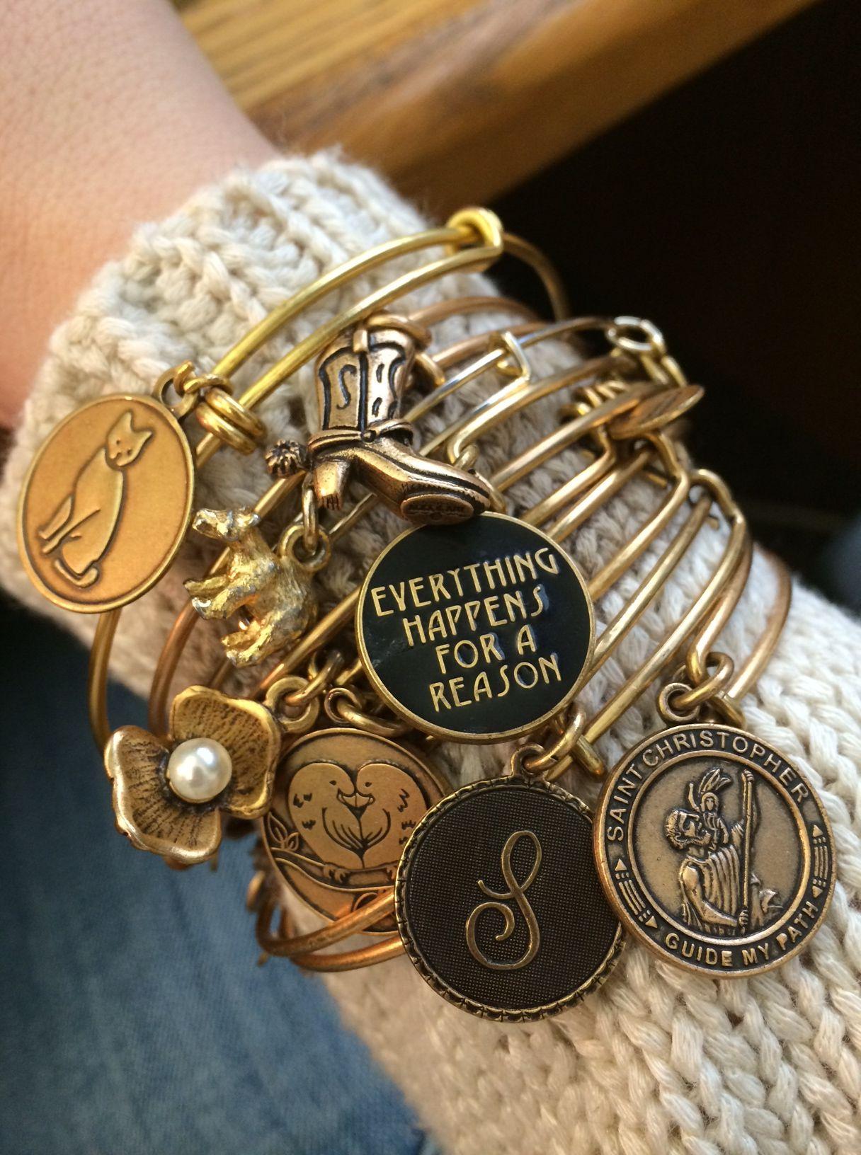 Ps Alex Ani Crafty Pinterest And Bracelets