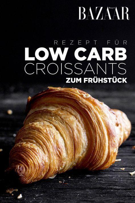 Abnehmen mit Low Carb-Croissants: Das Rezept zum Frühstück