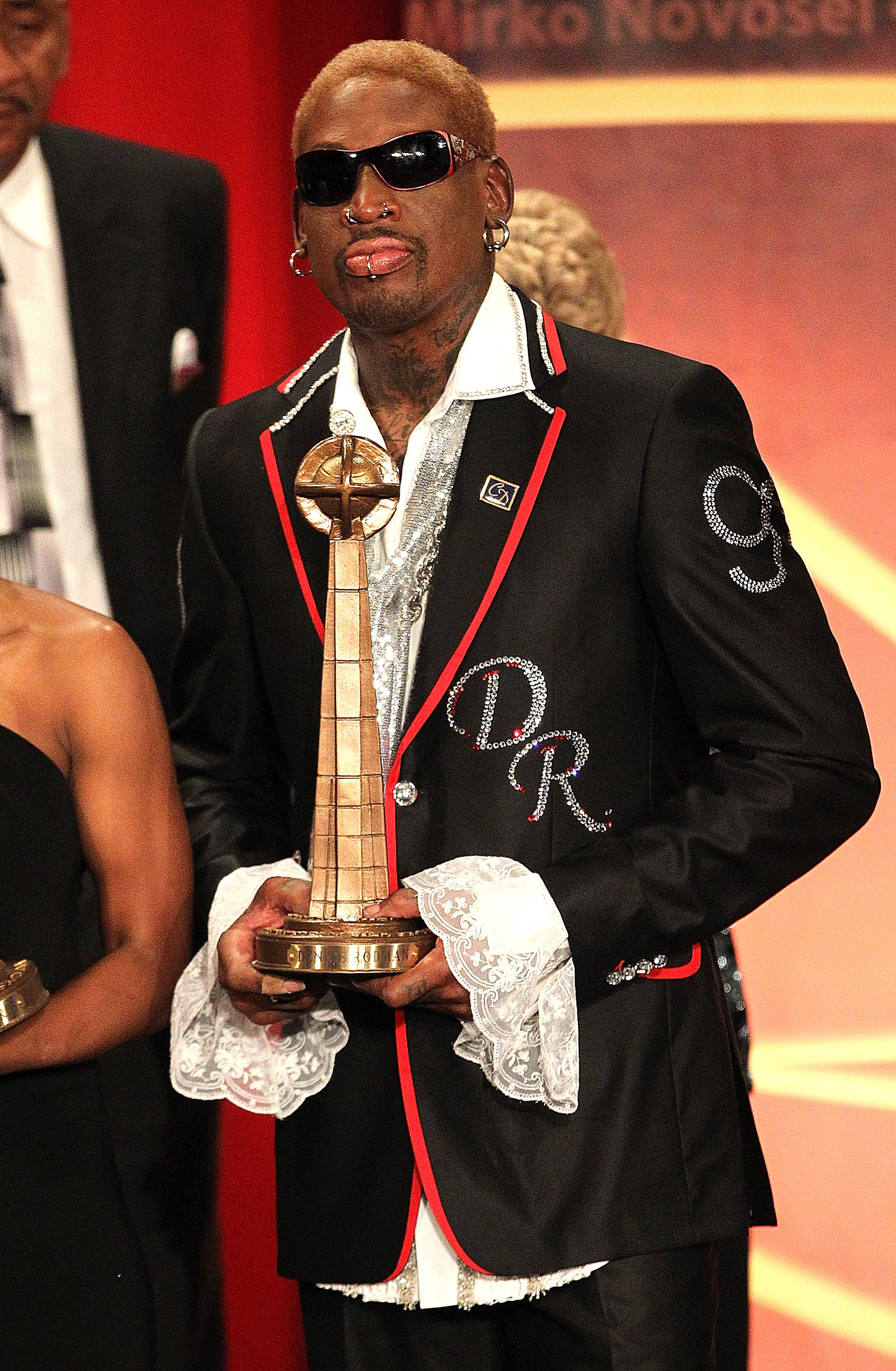 Dennis Rodman | Boyfriends | Pinterest | Dennis rodman, Basketball ... Dennis Rodman Wedding Dress