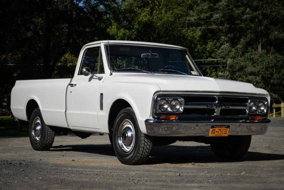 1967 GMC C20 Pickup 4Speed