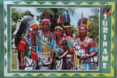 The Arowaks from Suriname   Suriname, Indigenous peoples   Arawak Indians Suriname South America