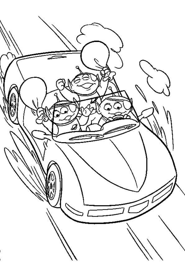the andy and bonnie Coloring Page (With images) | Toy ...