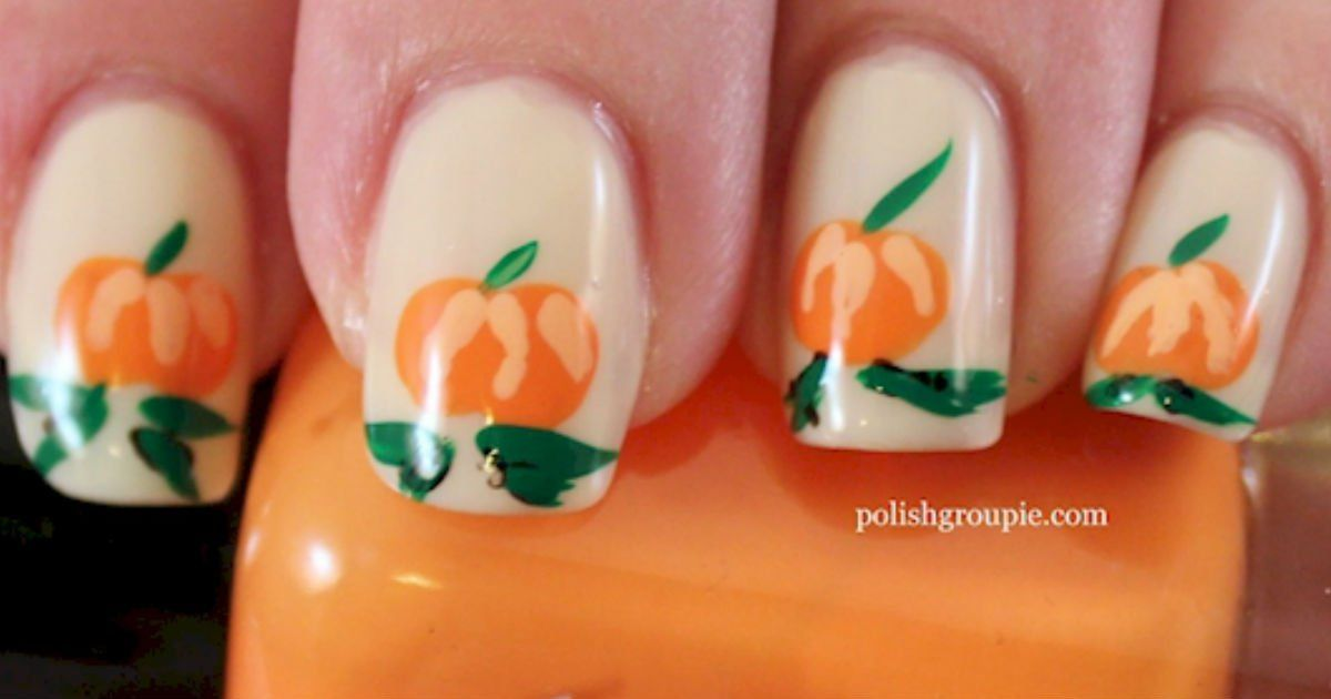 11 Fun ways to paint your nails for fall! | Hair & Beauty ...