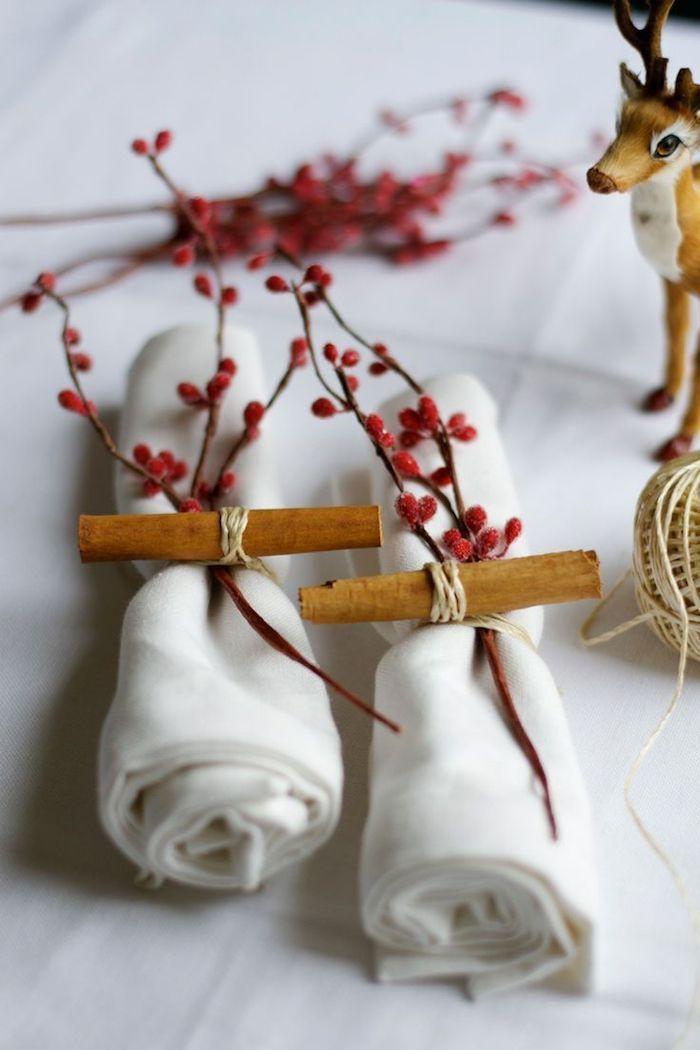 ▷ 1001 + Ideen für Weihnachtstischdeko als Ergänzung der fröhlichen Stimmung