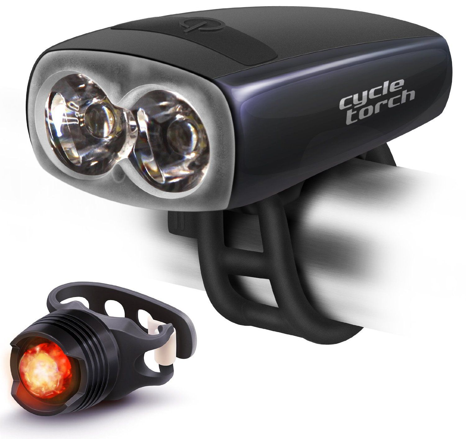 5 Model Cycle Torch USB Rechargeable Front Bicycle MTB Light Bike LED Headlight