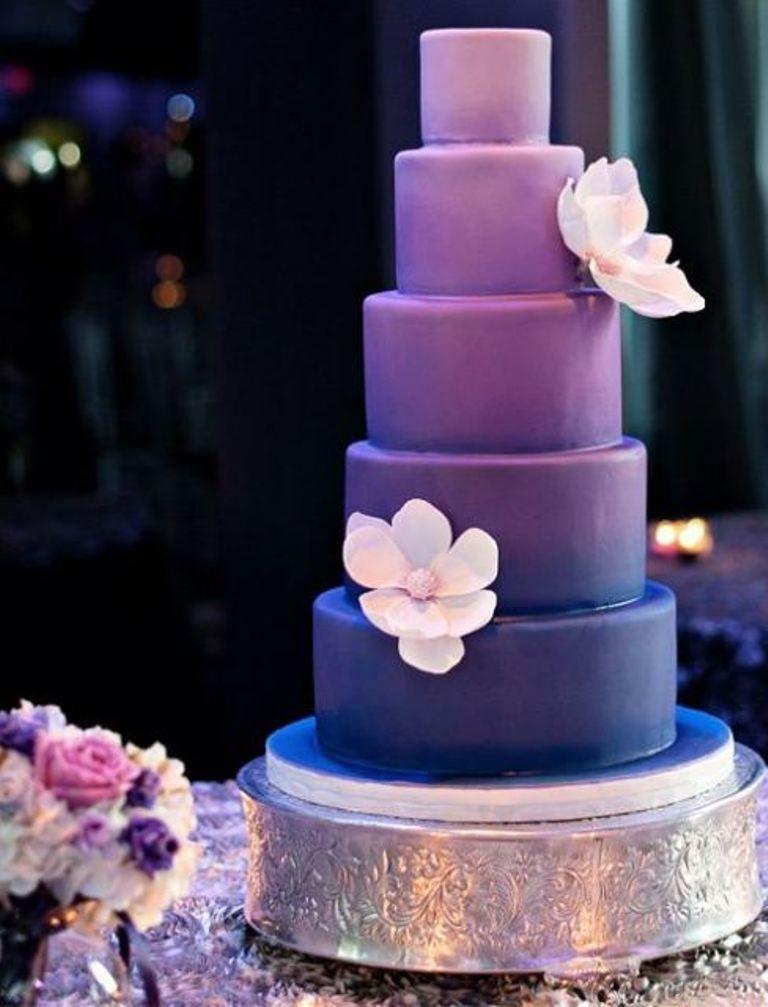 Wedding Cakes that Reflect Your Personal Style | Tartas de, Pastel ...