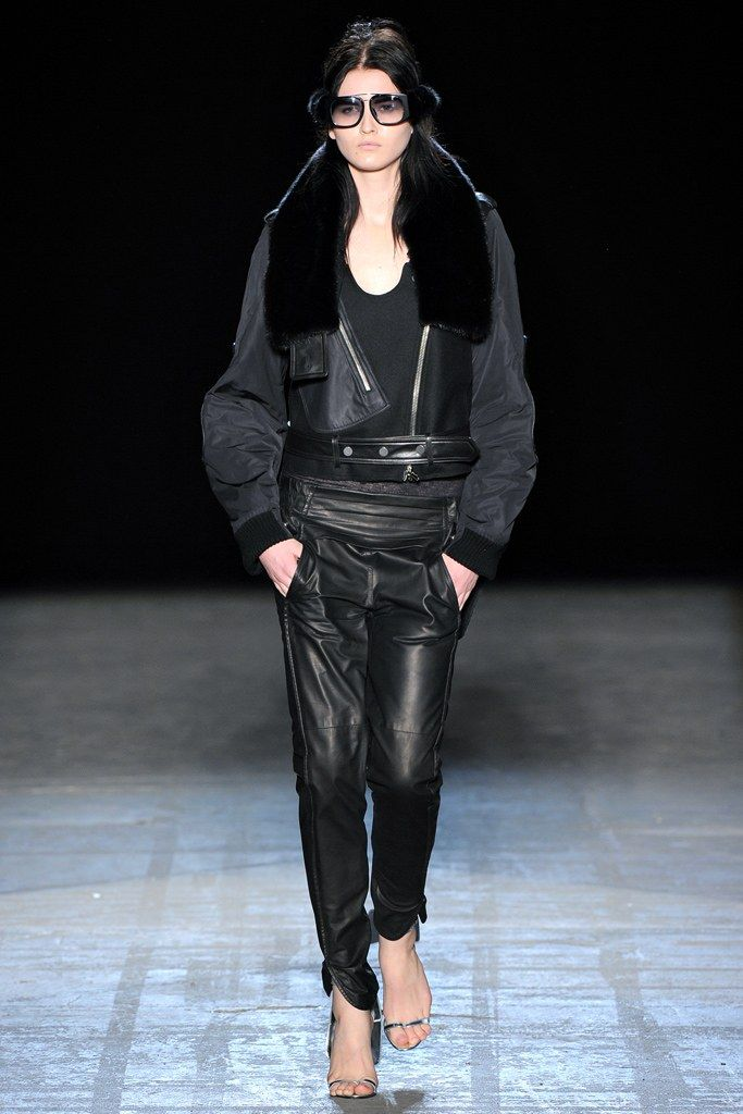 Alexander Wang Fall 2011 Ready-to-Wear Collection Photos - Vogue