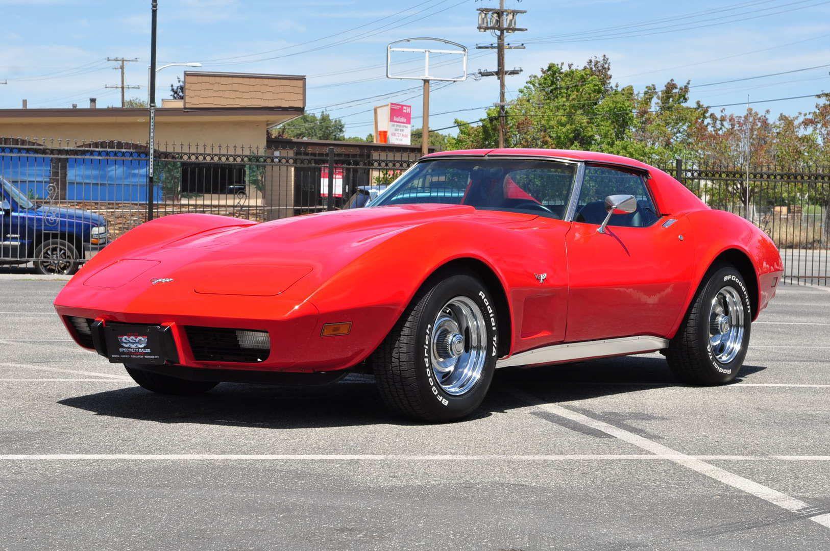1977 Chevrolet Corvette 2 Door Coupe | Unusual Cars | Pinterest ...