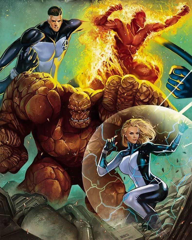Fantastic Four Follow us on Instagram and Twitter the best