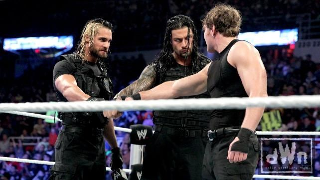 Pin by Dawn Hoig on Believe In The Shield | Wwe, The shield