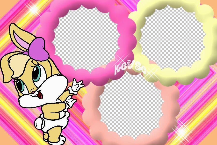 Baby Looney Tunes Free Printable Invitations Or Cards