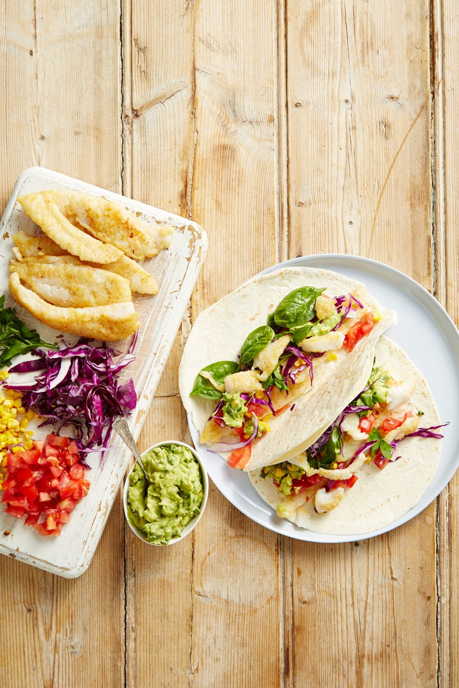 Let's taco 'bout how great these Mexican Fish Tacos are