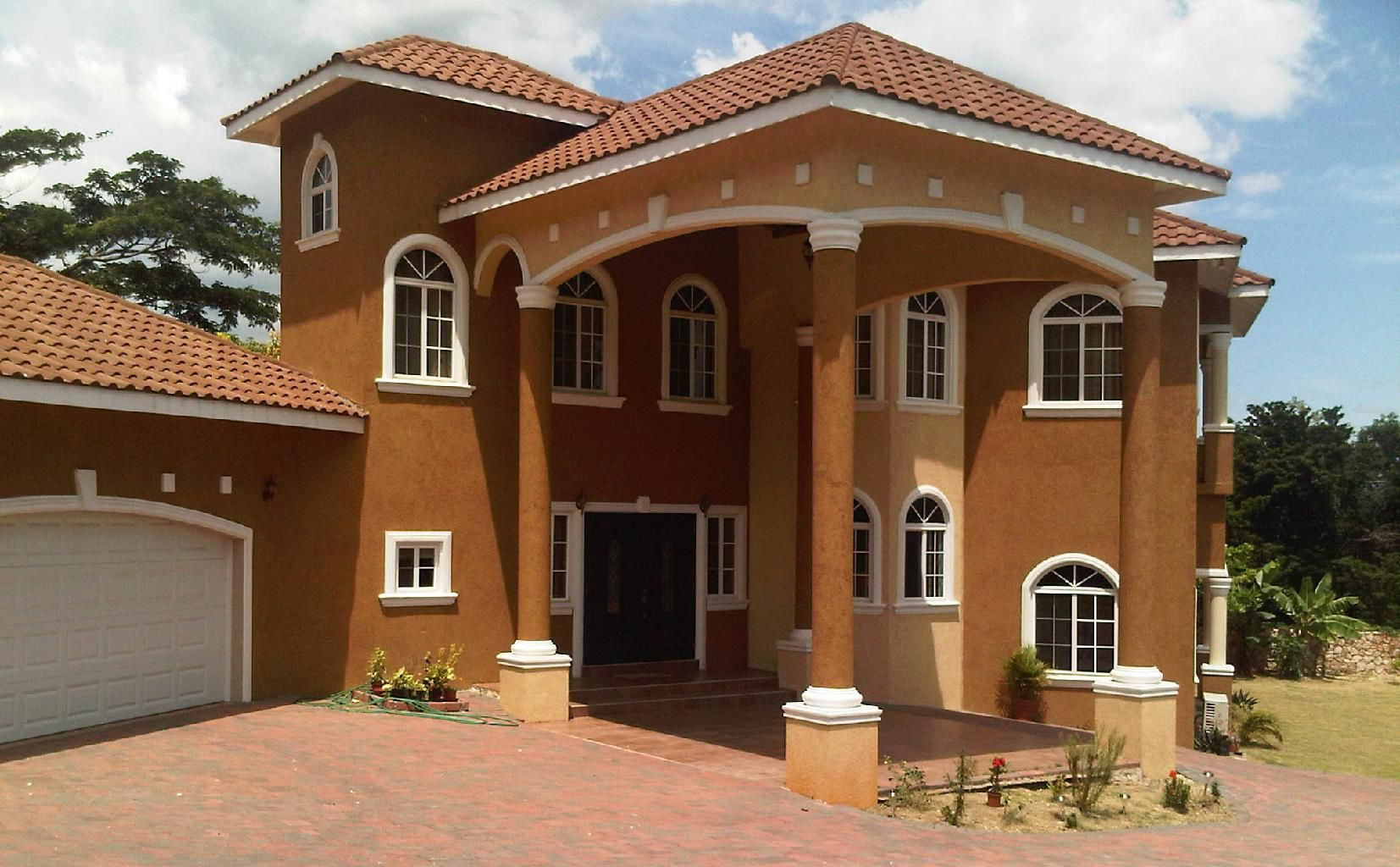 Jamaica Living Spaces Real Estate For Sale In Jamaica Home Grill Design Jamaica House House Design