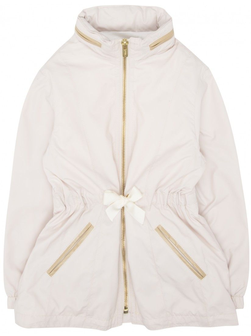 Chloe Hooded Anorak