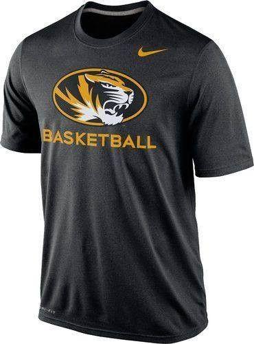 Missouri Tigers Basketball Nike Practice t-shirt NWT Mizzou new with tags MU