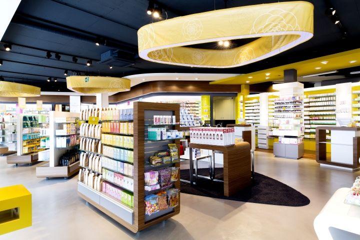 pharmacy design retail design store design design blogs austria orta
