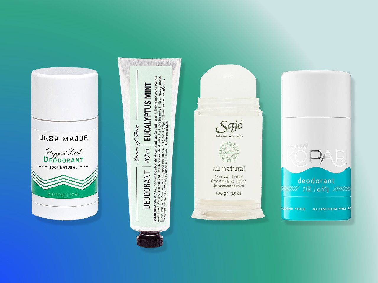 Our Favourite Natural Deodorants That Actually Work Best Natural Deodorant Natural Deodorant Deodorant