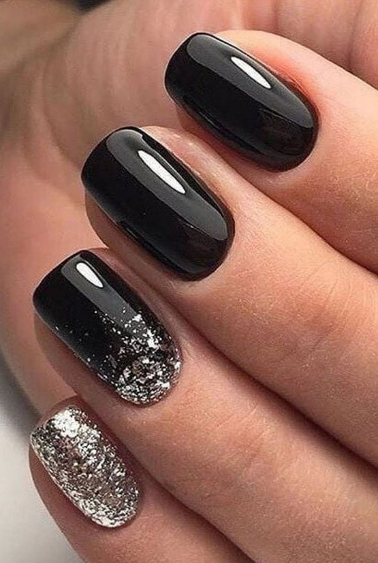 25 New Winter Nail Art Ideas 17 In 2020 With Images Short
