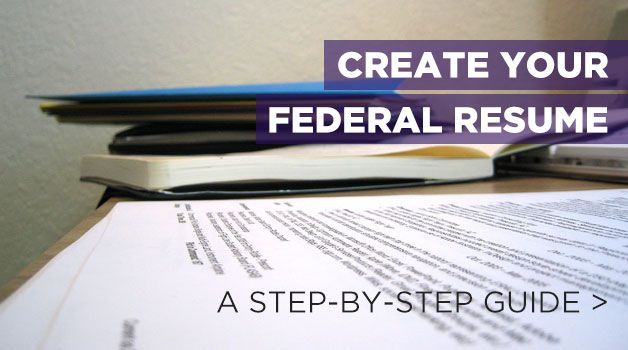 One-stop shop for how to find and apply for federal government jobs