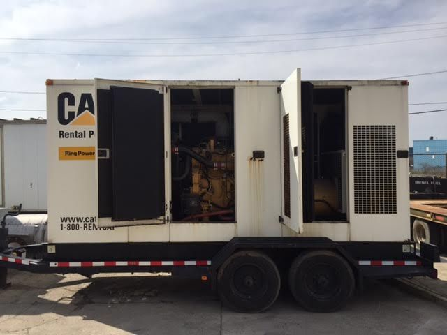 300 Kw Caterpillar Xq300 Diesel Generator Unit 51621 Manufacturer Caterpillar Fuel Type Diesel Rating 300 Kw Volt Diesel Generators Diesel Generation