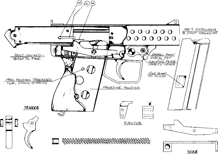 Homemade Pistol Gun Stuff