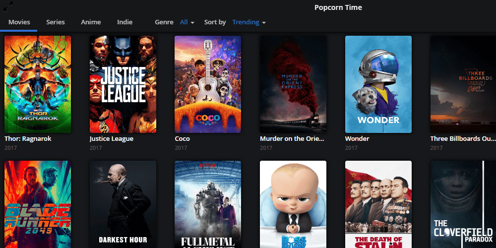 PopCorn TIme APK For Android What Are The RIsk Movies