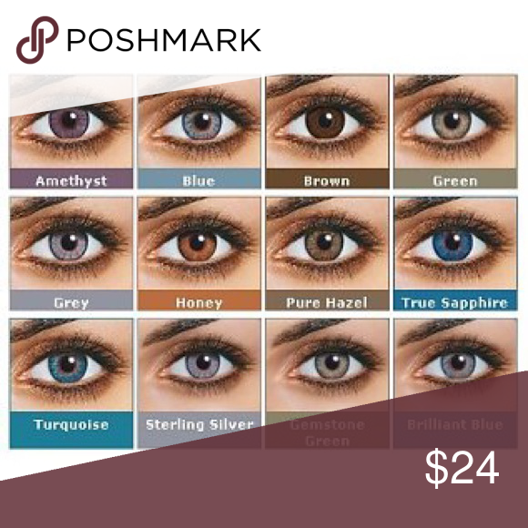 Freshlook Color Contacts 1 pair of brand new, unopened